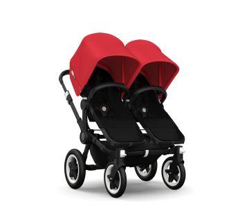 Découvrez et personnalisez votre propre Bugaboo Donkey sur Bugaboo.com. Avec un enfant, deux enfants d'âges différents ou des jumeaux, la poussette convertible est le compagnon idéal des familles.