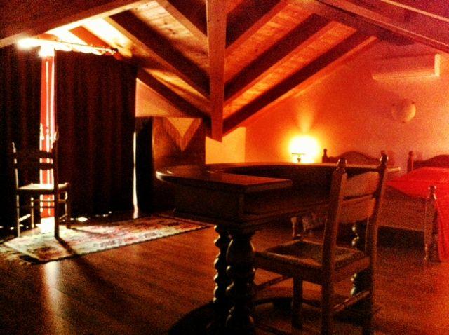 Triple room....