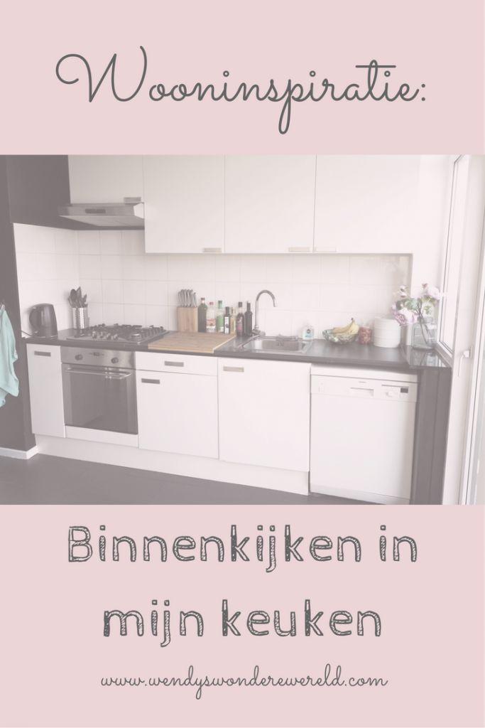 Wooninspiratie: binnenkijken in mijn keuken - Wendy's Wondere Wereld blog