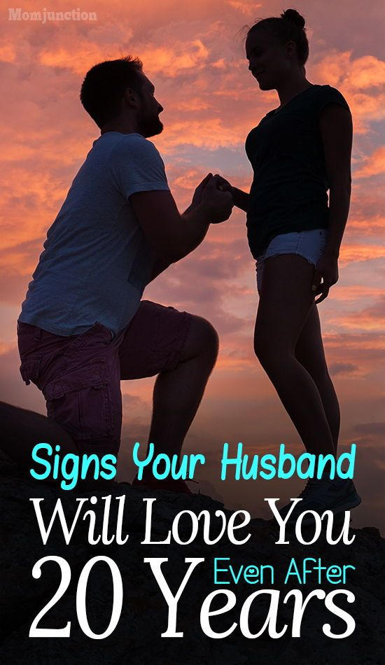 10 Signs That Your Husband Is Going To Love You Even After 20 Years