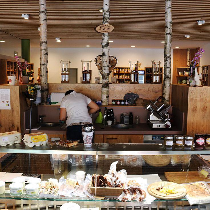 Willkommen im neuen Dahoam- regionalen Bauernladen in Kaltenbach!