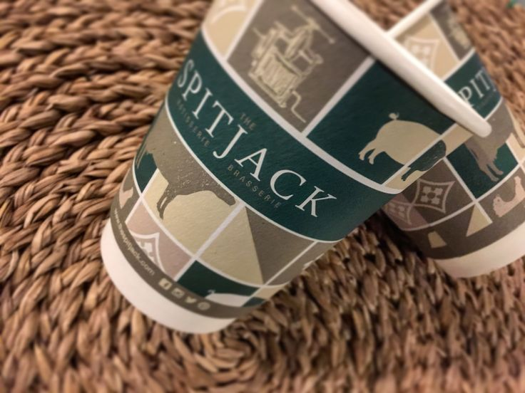 The Spitjack new take away coffee cups have arrived!!! Don't you think they are the perfect match for our Roast 34 coffee blend 😉? #thespitjack #rotisserie #irishrotisserie #rotisserierestaurantincork #corkrestaurant #washingtonstreet  #cork #ireland #takeawaycoffee #roast34 #thespitjackcoffeeblend #coffee #coffeecork #coffeetrend #greatcoffee #everydetailcounts #openingsoon #theplacetobe