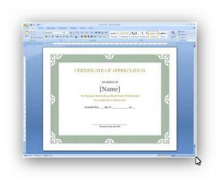 Modul Pembuatan Sertifikat dengan Mudah Bagi untuk Guru 2016 – Sertifikat sebagai suatu dari bentuk penghargaan yang tertulis dibentuk serta di desain kemudian dicetak secara unik yang ada di dalamnya yaitu mengenai keterangan tertentu dari tujuan pembuat sertifikat tersebut. Biasanya sertifikat ini diberikan kepada seseorang dan yang pastinya mempunyai arti yang penting atau juga memiliki