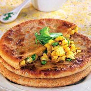 Gobi Ke Parathe , Recipe, Indian Food recipe, Vegetarian recipe