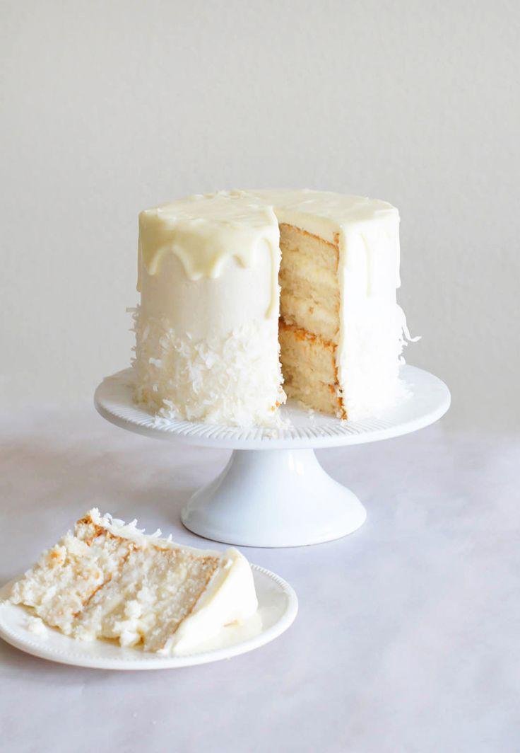 Best Coconut Cake In Honolulu