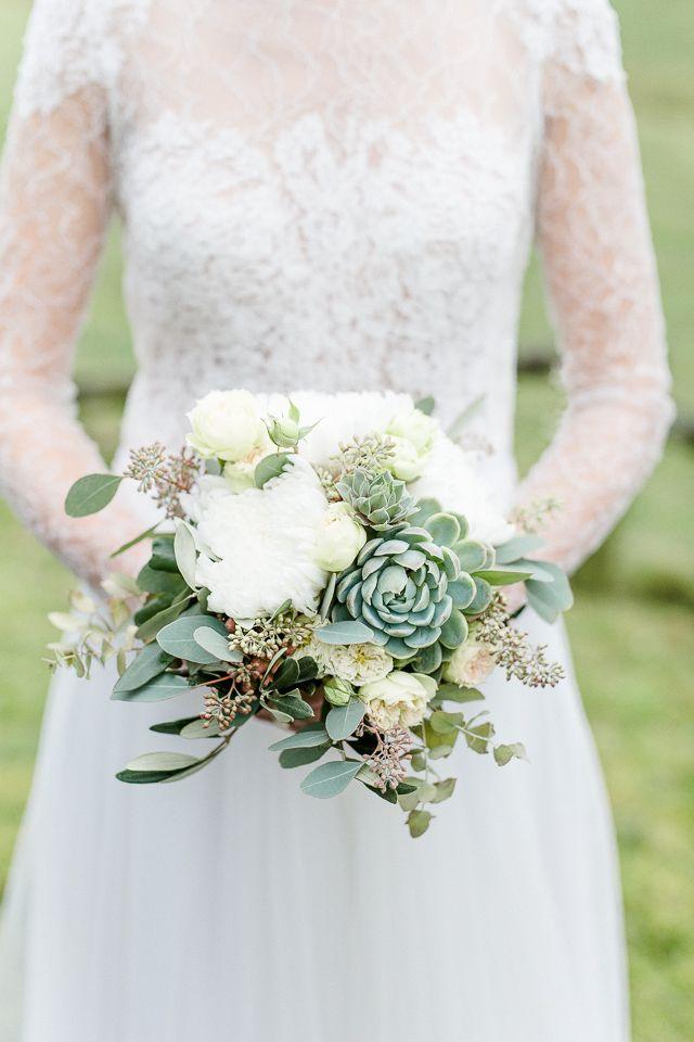 Rustic Chic: Forsthausliebe für eine romantische Herbsthochzeit von Nina Su Photography | Hochzeitsblog - The Little Wedding Corner