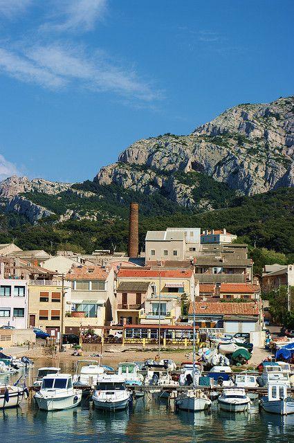 Marseille La Madrague de Montredon
