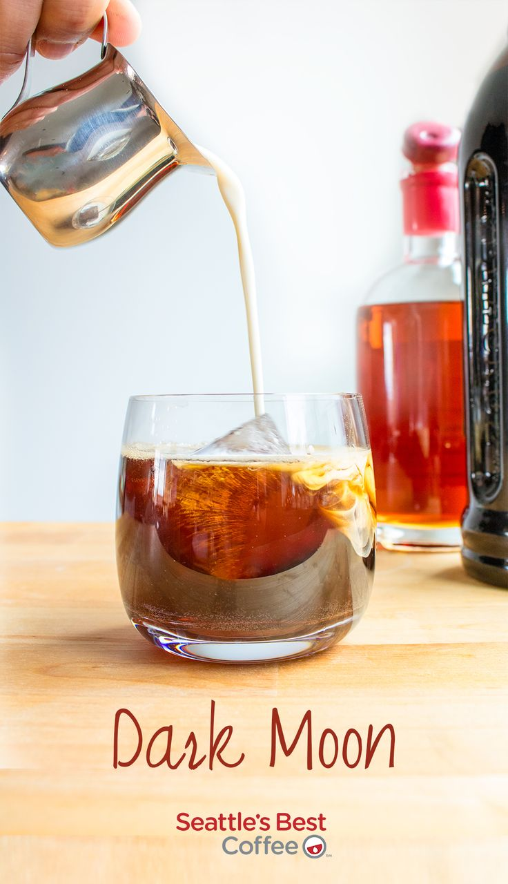 Dark Moon Recipe Liqueurs recipes, Coffee liqueur