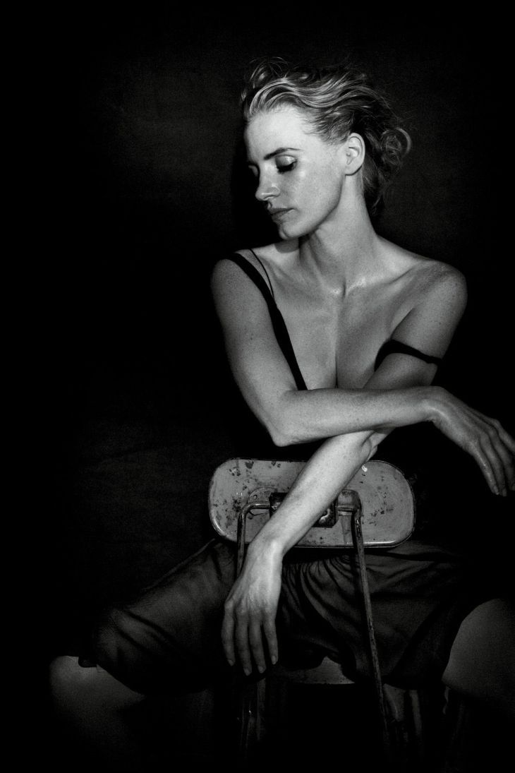 by Peter Lindbergh |