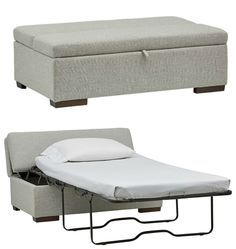 Amazon launches new furniture line that caters to small-space dwellers #Ottoman #Sofa #Bed
