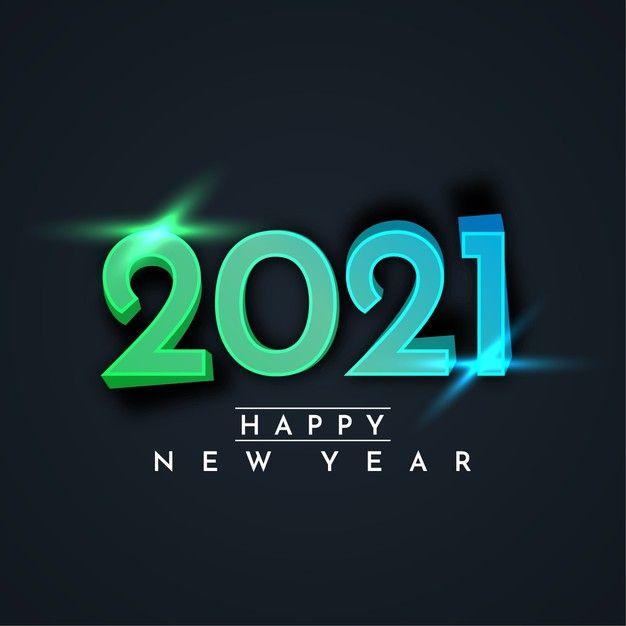 2021 Happy New Year Design Illustration In 2020 Happy New Year Quotes Happy New Year Images Happy New Year Design