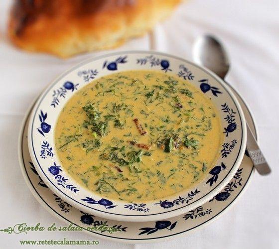 Unul din deliciile verilor copilariei mele a fost aceasta ciorba de salata verde. Imi placea, si atunci si acuma, atat calda cat si rece, si mama buna o facea atat de gustoasa! Ce-mi place atat de mult la ciorba asta de salata, pe langa gustul minunat, este faptul ca e de sezon, vorba bunei mele: […]