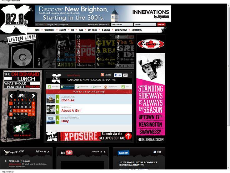 Innovations by Jayman web adverts
