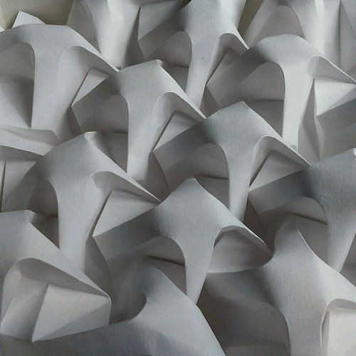 From flat sheets to curved geometries: Origami and kirigami ... | 500x500