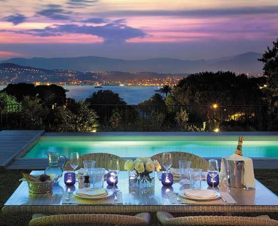 Nice, France (Hotel du Cap Eden Roc)