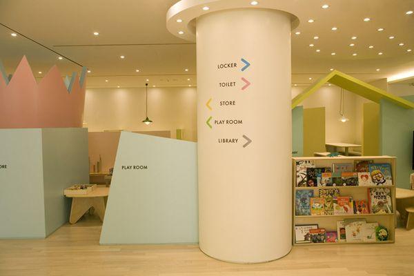 Kids Cafe Piccolo on Interior Design Served