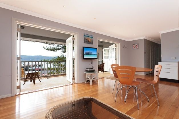 Accommodation | Patonga Beach Hotel