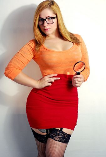 Sexy Velma | Photoinsp - Cosplay | Pinterest | Sexy ...