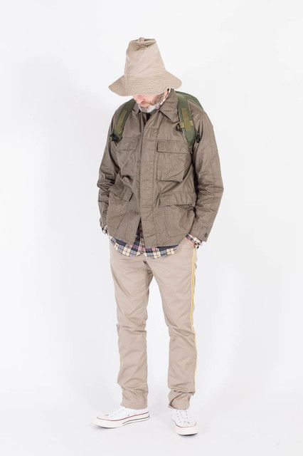ENGINEERED GARMENTS SS17 DELIVERY 1