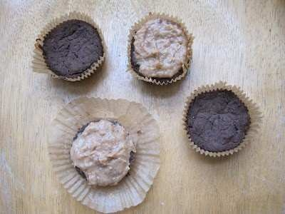 Dark Chocolate Black Bean Cupcakes With Date, Pecan, And Orange Zest ...