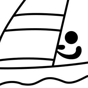 Sailing follows.