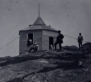 Camel's Hump observatory