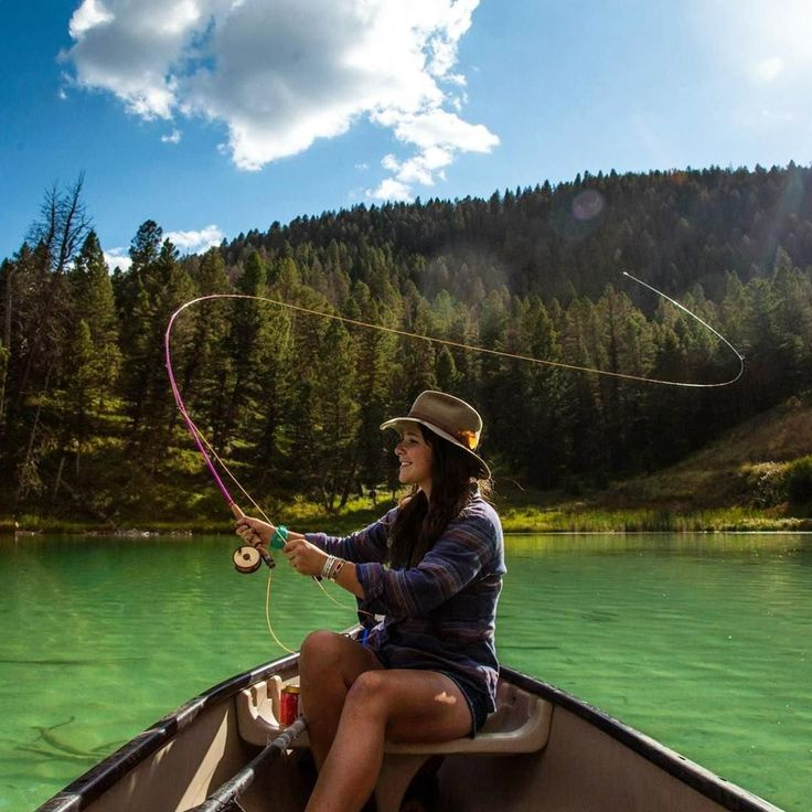 2687 best fly fishing images on pinterest for Fly fishing girls