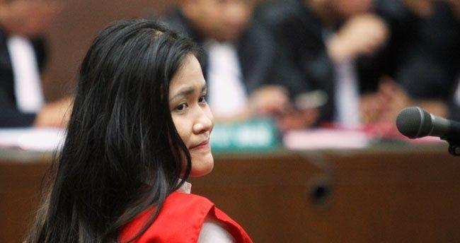 Terbukti Bersalah Jessica Kumala Wongso Dihukum 20 Tahun Penjara