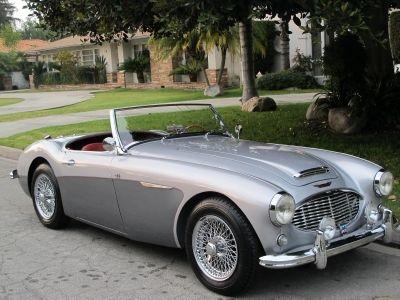 airkool:  1960 Austin Healey 3000