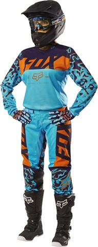 Women's Dirt Bike & Motocross Gear Sets - Fox Racing Moto - FoxRaicng.com