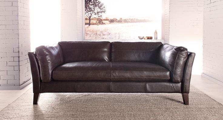 Braiden Leather Lounge Main Lounge Home Decor