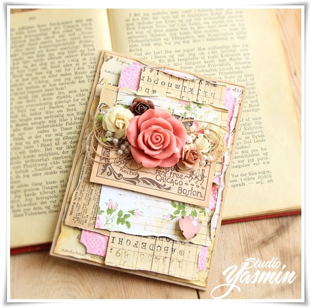 Card made as DT for Marion Smith Designs!