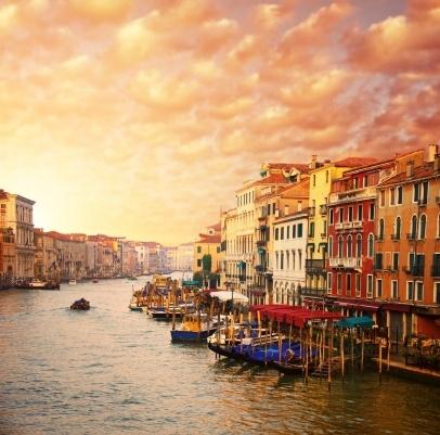 Venice - history, love, & culture in 1 beautiful city.
