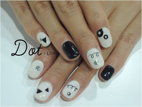 ZOZOPEOPLE | Dot+LIM nail - コト