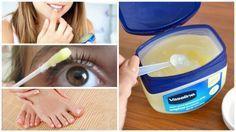12 utilisations cosmétiques de la vaseline