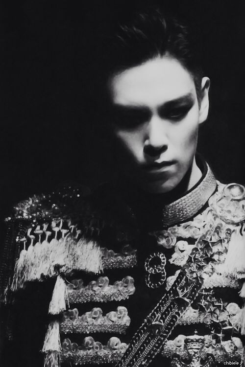 T.o.p. Always thought he looked like some kind of general. # Doom Dada