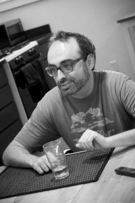 Like the many facets of Shteyngart's novel Super Sad True Love Story alternate future, this conversation between the author and John Allison (Pittsburgh Post-Gazette) turned to unexpected topics like pornography, immortality, and Russia. Click on image to read feature story!