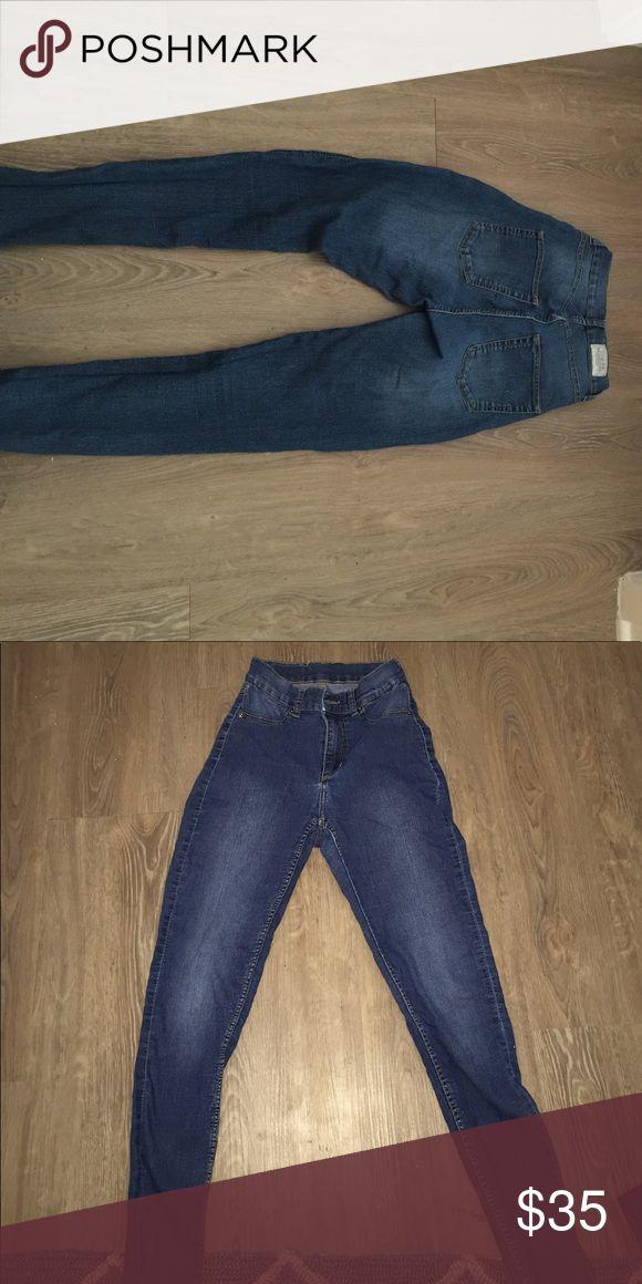 Cheap Monday jeans High waisted cheap Monday brand jeans Cheap Monday Jeans Skinny