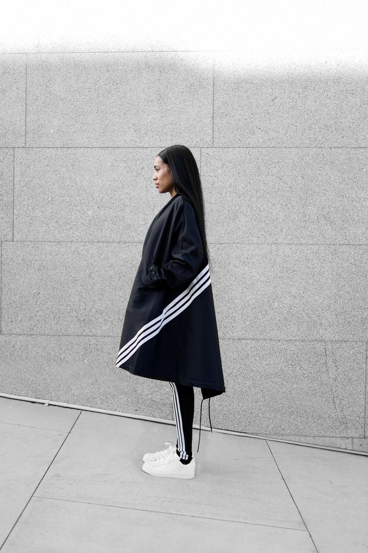 Matching striped activewear // pinterest: @hannahoverbeek