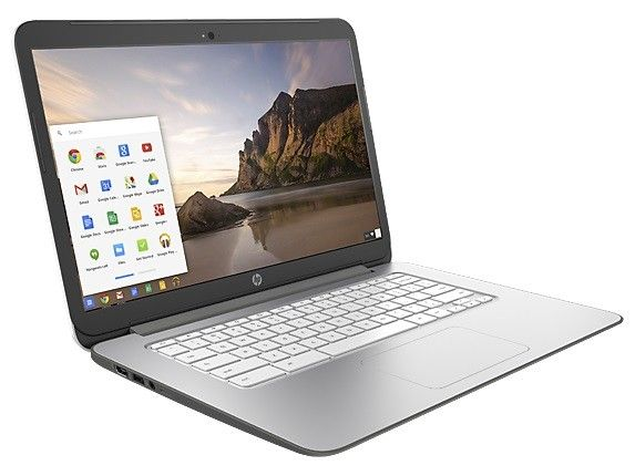 New HP Chromebook 14 Offers 1080p Touchscreen and Tegra K1 Display for $439