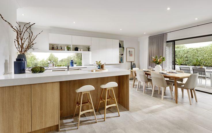 Granvue Homes Premium Homes - Amethyst Kitchen