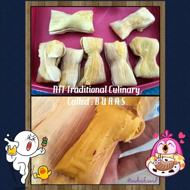 It's yummy. *seriously #traditional #culinary #NTT