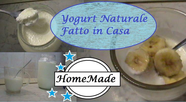 Sweet Life: YOGURT Fatto in Casa - Ricetta Senza yogurtiera-te...