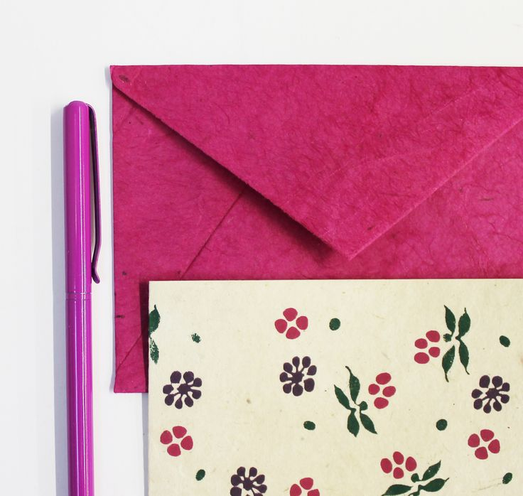 Pink and flowers - Pepa Paper