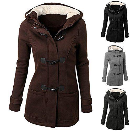 Femme Manteau Hiver veste Chaud slim à capuche Veste chic et à la mode: Information produit: Saison: automne,hiver Genre: Femmes Occasion:…