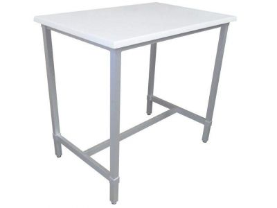 Duratop-Alumi Bar Table 1200x800x1100h