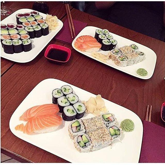 Sushi Haus Deutz - Von-Sandt-Platz 12 50679 Köln (Sushi all you can eat?)