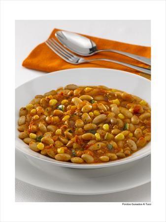 ¡Nos encantan los porotos! Y más con esta receta de Porotos guisados al tuco, ¡pruébalos!