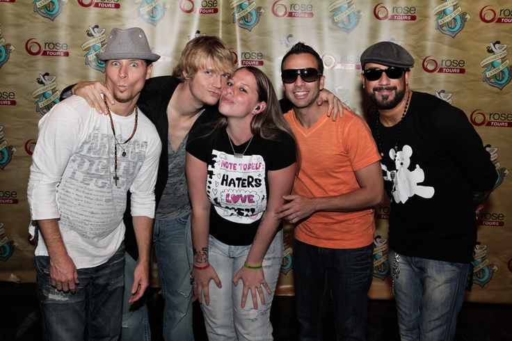 Backstreet Boys Cruise 2011