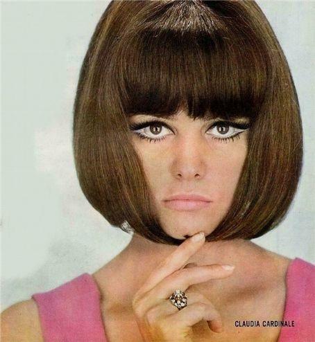 hairstyle: Hairstyles Hairidea, 60S Mod, Hairstyles Inspiration, Claudia Cardinals, Beautiful Hairdos, 60S Hair, Bobs Hair, Claudia Cardinale, Claudiacardin